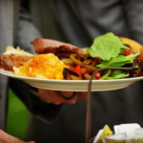 Fresno BBQ Plate