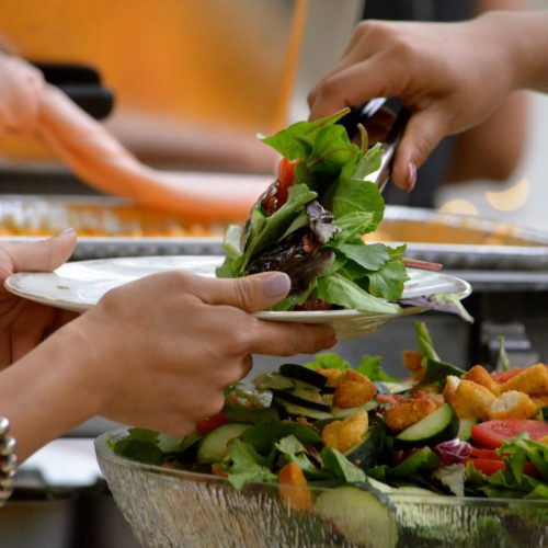 SB Salad Plated