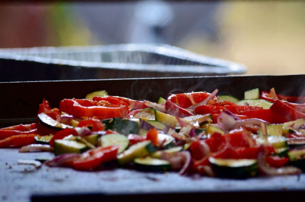 SB Grilled Veggies