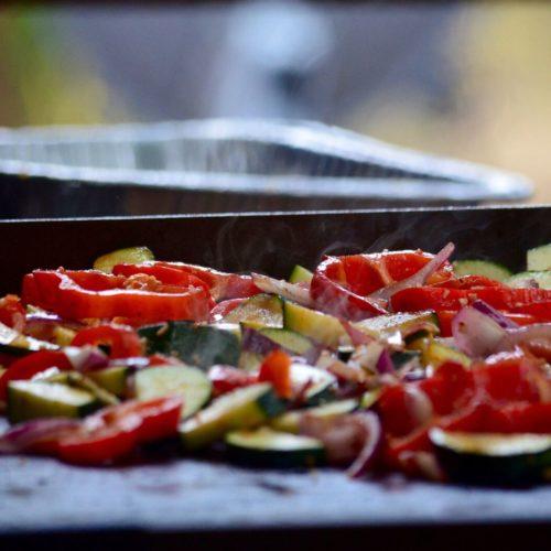 SB Grilled Veggies